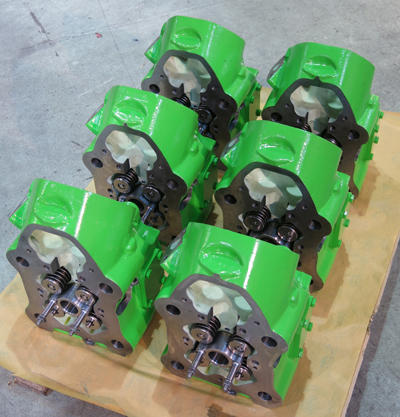SIDCO Cylinder Heads For Jenbacher 620 Type 6 F Series